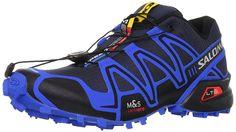 b373d6e066a Salomon Men's Speedcross 3 Trail Running Shoe,Deep Blue/Union Blue/Black,
