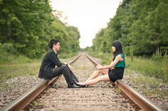 Main Street Unionville Engagement Session   Whatever that comes, we face it together #engagement #photography ~ http://www.focusproduction.ca/main-street-unionville-engagement/