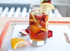 Gojee - Pimm's Cocktail by Keep It Simple Foods