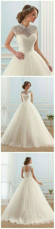 My dream wedding dress