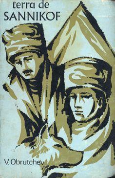 Terra de Sannikof - V. Obrutchev | Capa de João da Câmara Leme