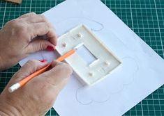 5 Ideas para decorar interruptores o apagadores en esta navidad ~ Haz Manualidades