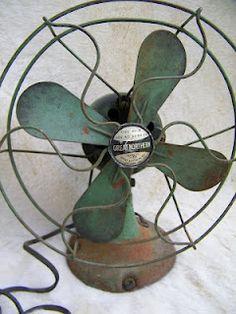 Love antique fans