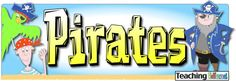 International Talk Like A Pirate Day - Pirate activities and ideas for the classroom Pirate Kids, Pirate Day, Pirate Theme, Primary Classroom, Classroom Themes, Music Classroom, Classroom Resources, Persuasive Writing