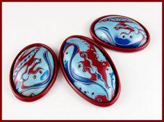 2 Good Claymates: Pantone Spring 2015 Fashion Color Classic Blue Polymer Clay Color Recipe
