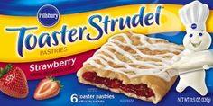$1.00/1 any Pillsbury Toaster Strudel!