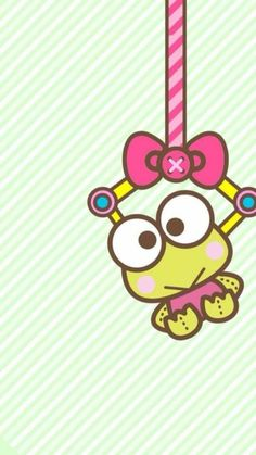 wallpaper, kawaii, and keroppi resmi