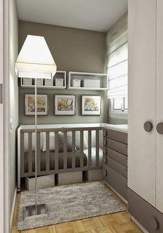 piratamorgan.com: habitaciones bebe en color gris
