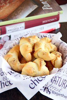 Croissants de pan