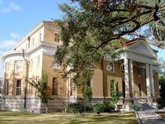 Plaquemine LA--Old Courthouse