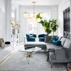 Condo Living Room, Living Room Grey, Apartment Living, Living Room Decor, Small Condo Living, Living Rooms, Living Room Inspiration, Living Room Designs, Family Room