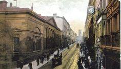 Bold Street Liverpool - late 19th century