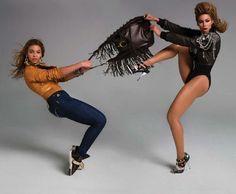 Beyonce vs. Beyonce
