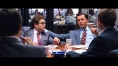 Wolf on Wall Street Trailer