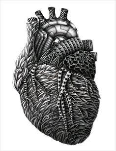Amazingly Detailed Illustrations by Alex Konahin