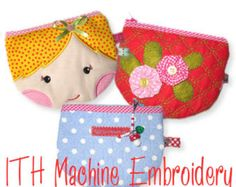 Doodles ABC Machine Embroidery designs by DerStickbaer on Etsy