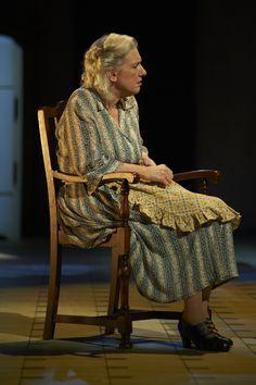 Death of a salesman. Black Swan State Theatre Co. Linda Act 1 Costume design Lynn Ferguson