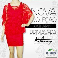 Venha conferir as ofertas de primavera-verão da Kathamy! Estão um arraso!   #ShoppinhoSantoAndré #Kathamy #Moda #Tendência