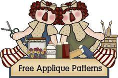 Free Applique Patterns