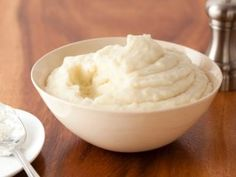 Mashed Potatoes with Roasted Garlic and Mascarpone Cheese : Recipes : Cooking Channel