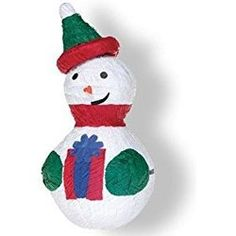 Snowman Pinata Christmas Party Game & Decoration by Amscan