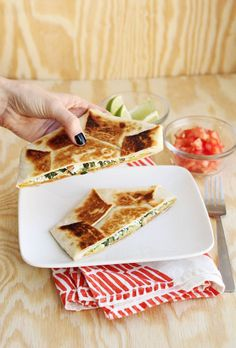 Pin for Later: 19 Copycat Taco Bell Recipes For When the Craving Strikes DIY Vegetarian Crunchwrap Supreme Get the recipe: DIY vegetarian Crunchwrap Supreme