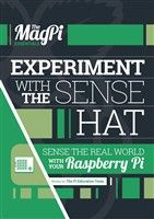_Experiment with the sense hat : sense the real world with your Raspberry Pi Raspberry Pi Programming, Raspberry Pi Computer, What Are The Senses, Magic Mirror, Mirror Mirror, Multimedia Technology, Computer Projects, Data Logger, Computer Help