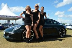 Silverstone is not the first race track one would think of when you say Porsche.The UK has a strong tradition in vintage racing and vintage car events. However, usually they're mainly focused on th…