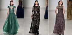 Tadashi Shoji Fall 2015, New York Fashion Week.