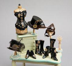 Good Sam Showcase of Miniatures: Shoemaker