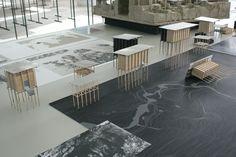 SPYFO   SPYING FOR INSPIRATION, tselentis-arch: Peter Zumthor : Zinc Mine Museum...