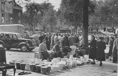 Rotterdam Noordplein 1950
