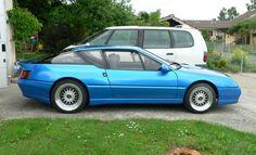 Renault GTA (Renault Alpine GTA)
