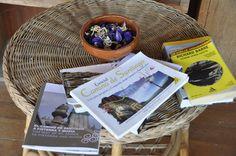 En el Albergue Las Águedas tenemos una buena selección de lecturas sobre el Camino de Santiago