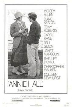 'Annie Hall,' 1977, Diane Keaton, Woody Allen and More.