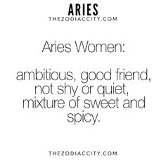 Zodiac Aries Women. For more interesting facts on the zodiac signs, click here.