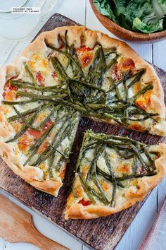 Savory Tart, Easy Cooking, Vegetable Pizza, New Recipes, Quiche, Bakery, Appetizers, Snacks, Eat
