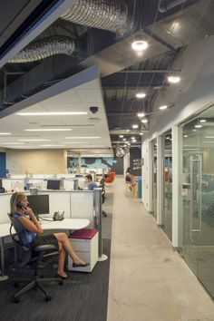 Pandora Offices By Fusion Design Consultants Boston Massachusetts Retail Blog