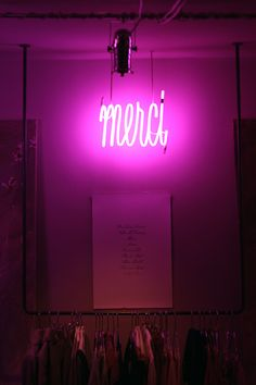 """Merci"" is a gorgeous Paris concept store."