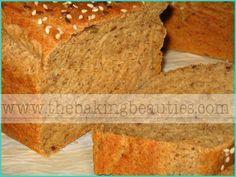 Gluten-Free Whole Grain Sandwich Bread - The Baking Beauties