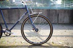 *SURLY* disk trucker complete bike BLUE LUG custom   by Blue Lug