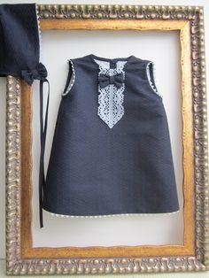 Anilegra moda para muñecas: La prenda de la semana.Los vestidos de KEYRA