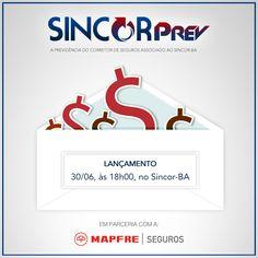Sincor-BA lança previdência para corretores associados em parceria com a Mapfre