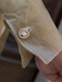 Boris Bidjan Saberi S/S 11 Transparent Lamb Leather