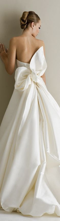 Antonio Riva Wedding Gown