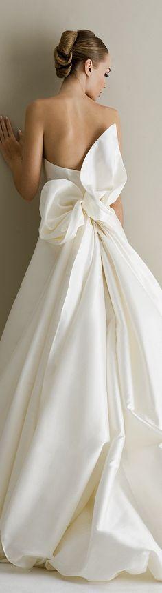 Antonio Riva Wedding Gown