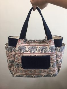 Patchwork Bags, Quilted Bag, Diy Clothes Bag, Diy Bag Designs, Diy Sac, Diy Bags Purses, Diy Tote Bag, Diy Handbag, Linen Bag