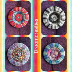 I love to create mandalas with threads ♡ crochet - yarn - embroidery - needlework ♡  #mandala #mandaladesign #mandalas #mandalaflower #handmade #handgemaakt #yarn #crochet #haakgaren #threads  #embroidery #borduren #mandalaborduren #needlework  #bloemmandala #creative #droomcreaties #flowerstagram
