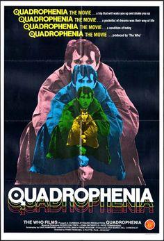 Quadrophenia Poster