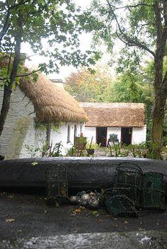 Bunratty Folk Park, Bunratty, Co. Clare Ireland